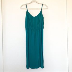 Twelve Street by Cynthia Vincent Turquoise Dress